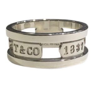 Tiffany & Co. 1837 Elements Wide Band Ring