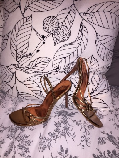 Michael Antonio Copper Sandals