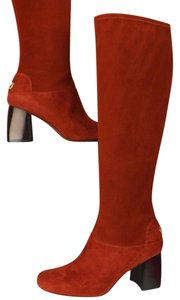 Tory Burch RED WOOD Boots