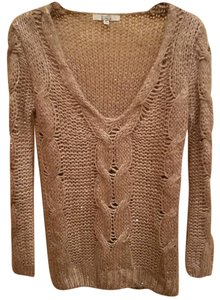 BB Dakota Sequin Holiday Fall Knit Sweater