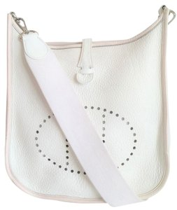 Herms Handbag Evelyne Shoulder Cross Body Bag