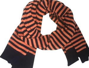 Marc Jacobs Marc Jacobs Wool Striped Scarf