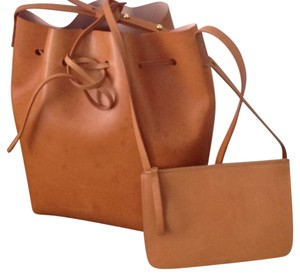 Mansur Gavriel Tote in tan