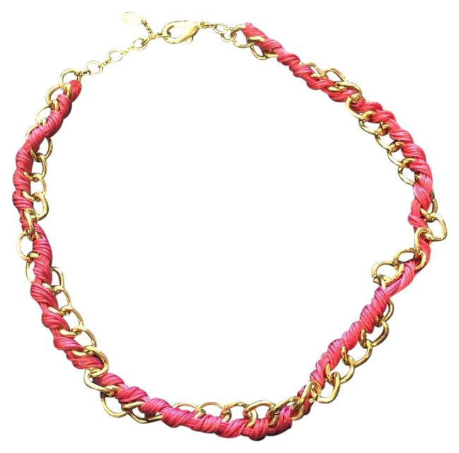 Item - Pink Statement Necklace