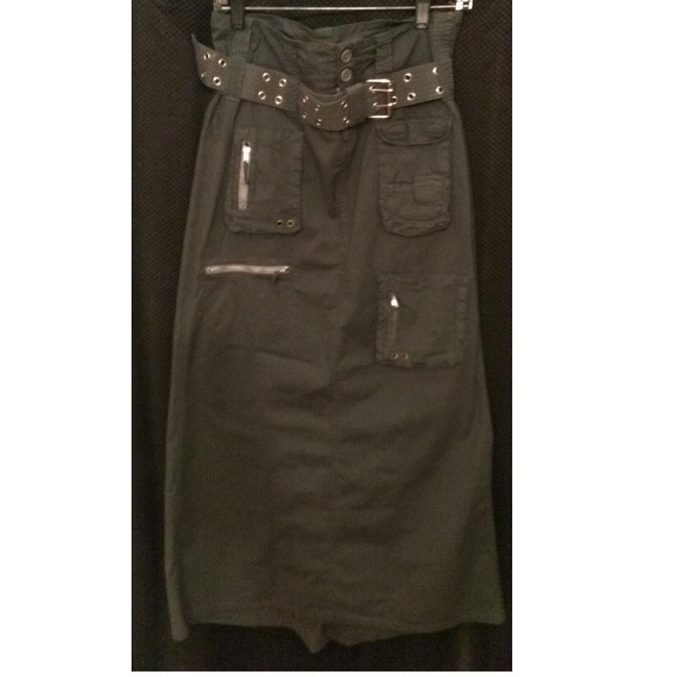 e6474670f6 Long Cargo Skirts With Pockets