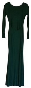 Lurelly Monaco Emerald Worn Once Elegant Dress