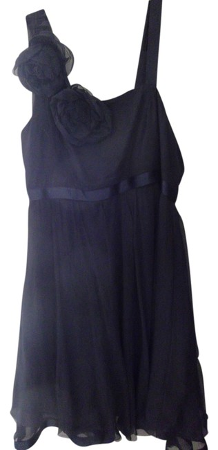 Preload https://item3.tradesy.com/images/chanel-navy-blue-07p-silk-camellia-couture-knee-length-formal-dress-size-8-m-2214547-0-0.jpg?width=400&height=650