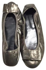 French Sole Gold or copper Flats