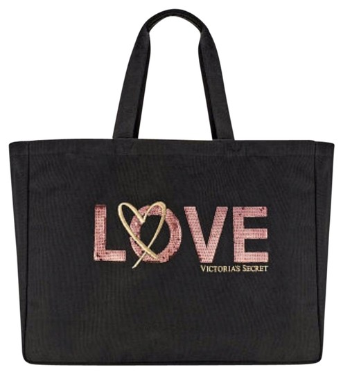 Preload https://img-static.tradesy.com/item/22148629/victoria-s-secret-limited-edition-sequin-2017-black-tote-0-1-540-540.jpg