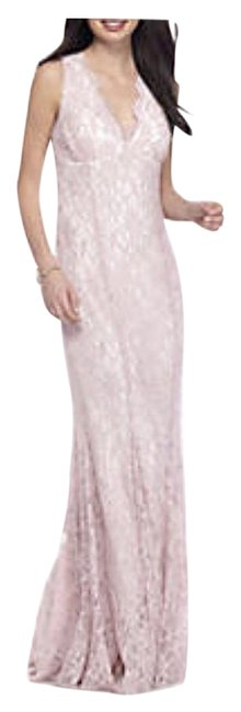 Preload https://img-static.tradesy.com/item/22148722/morgan-and-co-rose-quartz-reduced-sweetheart-lace-gown-long-formal-dress-size-6-s-0-3-650-650.jpg