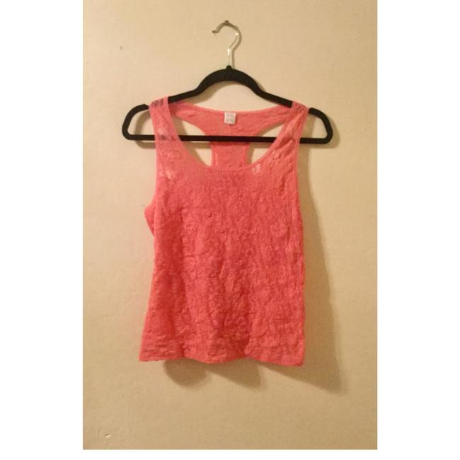 Preload https://img-static.tradesy.com/item/22148888/hanky-panky-pink-lace-camisole-activewear-top-size-10-m-0-2-650-650.jpg