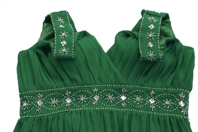 Other Chiffon Embellished Beaded Formal Dress