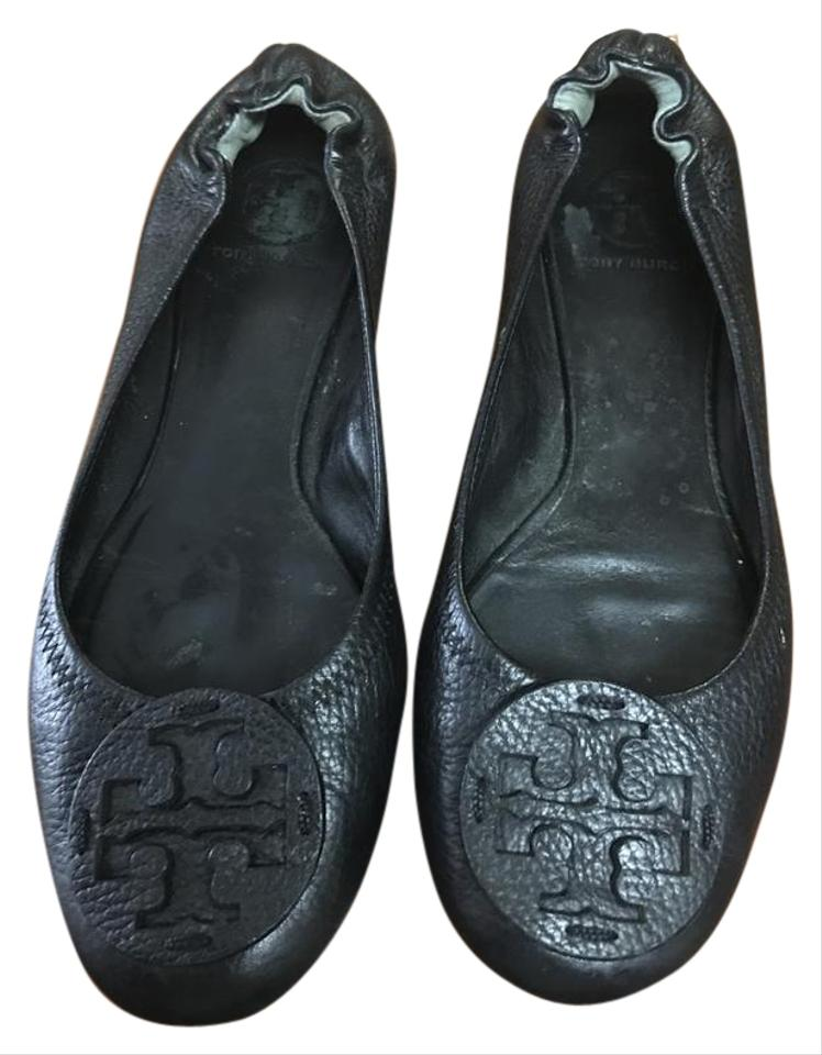 a2a64a34ad7 Tory Burch Reva Flats Size US 8.5 Regular (M