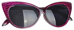 Queen Esther Etc Lovely Ladies Cat Eye Sunglasses
