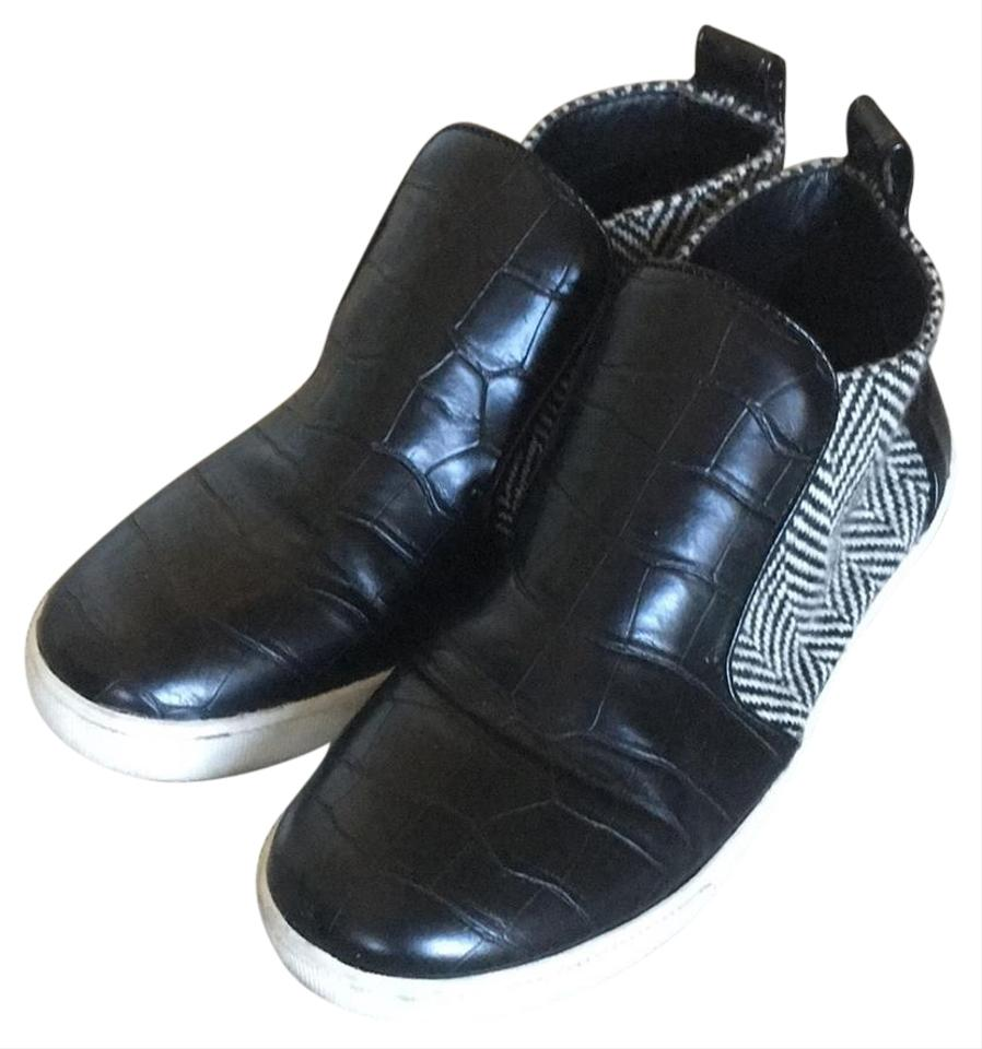 150126dd4 Circus by Sam Edelman Black and White Jayden Sneakers Size US 7 ...