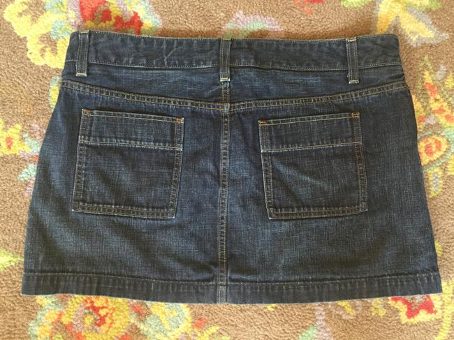 Gap Mini Skirt blue