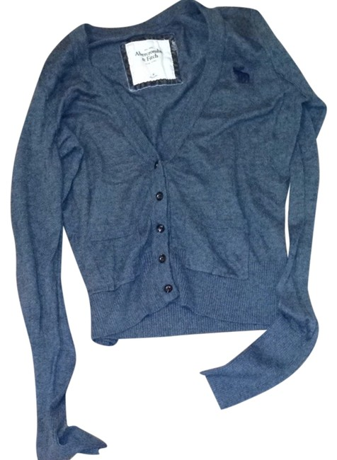 Preload https://item4.tradesy.com/images/abercrombie-and-fitch-charcoal-cardigan-size-8-m-2215093-0-0.jpg?width=400&height=650