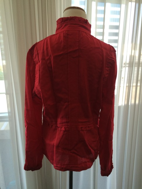 Saint Laurent red Jacket