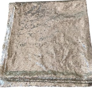 Gold Sequin Table Runners Tablecloth