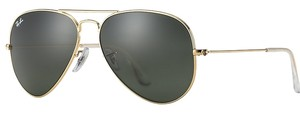 Ray-Ban Ray Ban Aviator RB3025 Sunglasses L0205 Gold With G15 Green Lens