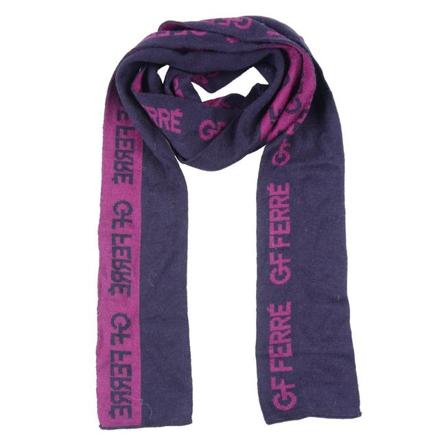 Item - Multi-color Gf Unisex Wool Scarf/Wrap