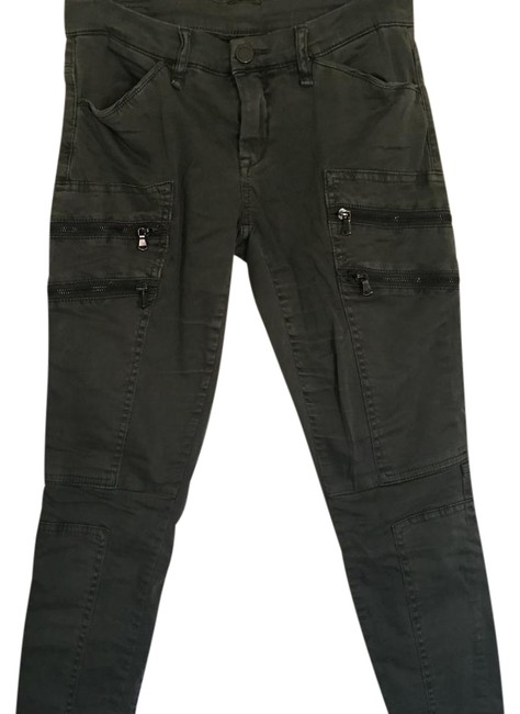Preload https://img-static.tradesy.com/item/22151655/blanknyc-army-green-medium-wash-zip-pant-cargo-jeans-size-26-2-xs-0-1-650-650.jpg