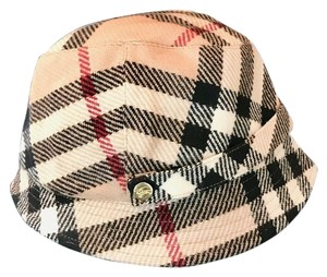 Burberry Burberry House Check Wool Bucket Hat