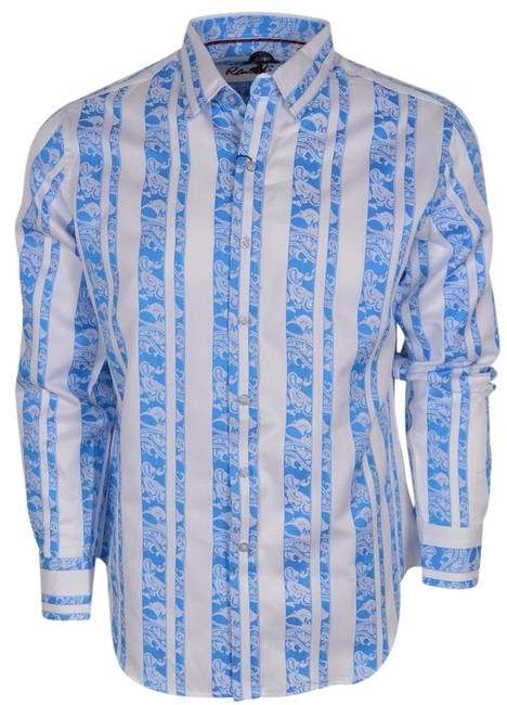 Preload https://img-static.tradesy.com/item/22151678/robert-graham-blue-mincing-lane-new-men-s-classic-fit-paisley-shirt-3x-button-down-top-size-28-plus-0-1-650-650.jpg