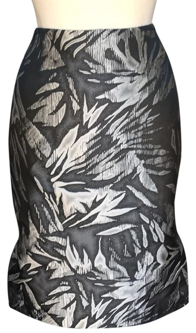 Jason Wu Skirt silver/multi