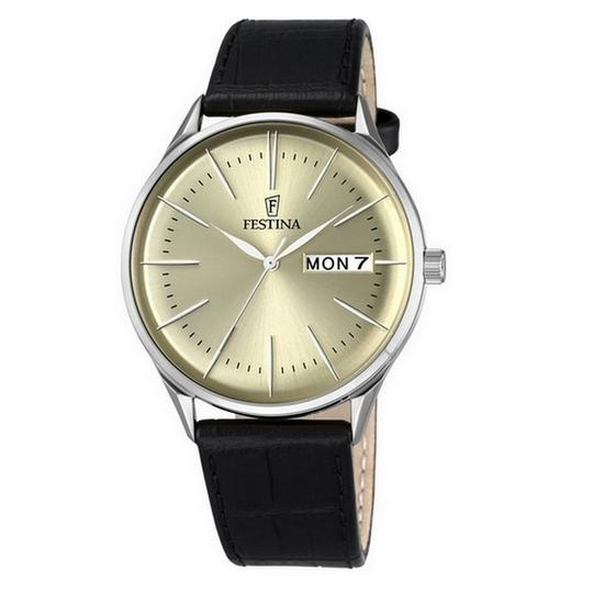 Preload https://img-static.tradesy.com/item/22152172/black-f6837-2-retro-men-s-leather-band-with-champagne-analog-dial-watch-0-0-540-540.jpg