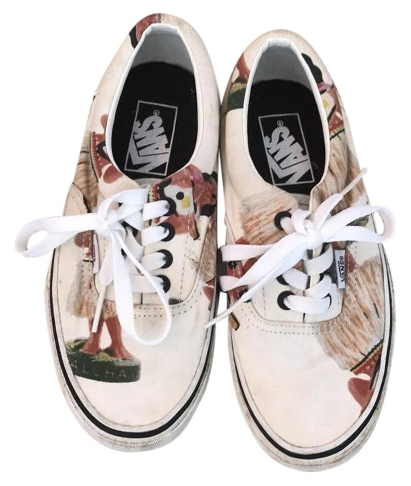 Vans Classic Low Top Exclusive Hula Girl Sneakers Size US 5 Regular ... 94d0905ca