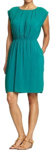 Old Navy short dress Teal Nwot On Rehearsal Dinner on Tradesy