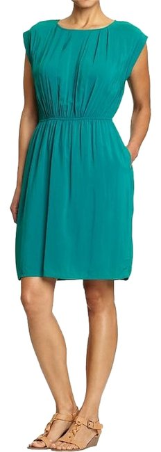 Preload https://item1.tradesy.com/images/old-navy-teal-nwot-above-knee-short-casual-dress-size-16-xl-plus-0x-2215290-0-0.jpg?width=400&height=650