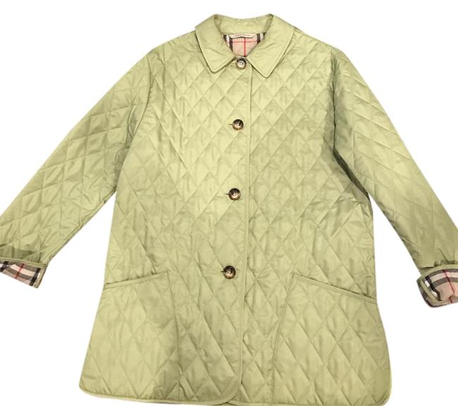 Item - Green Copford Quilted Jacket Size 10 (M)