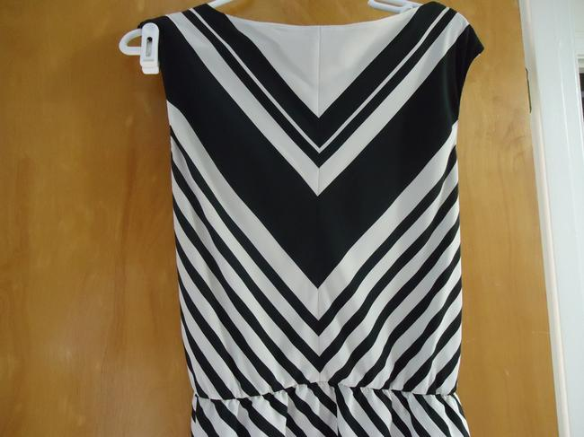 Merona short dress Stripe Nwot Nautical Showers Rehearsal Dinner on Tradesy