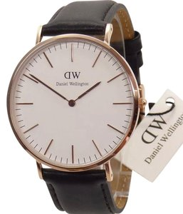 Daniel Wellington Daniel Wellington Classic Sheffield Black Watch 40mm