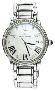 David Yurman * David Yurman T716-M Classic With Diamonds Watch