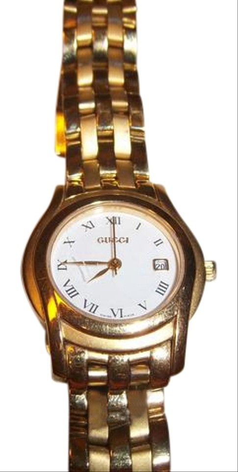 edb84ce3d75 Gucci Women s Gucci 5400l Dress Watch Keeps Accurate Time Swiss Made ...