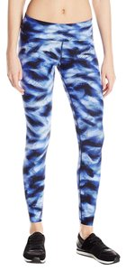Calvin Klein Calvin Klein Performance Women's Printed Leggings, Navy Combo, L