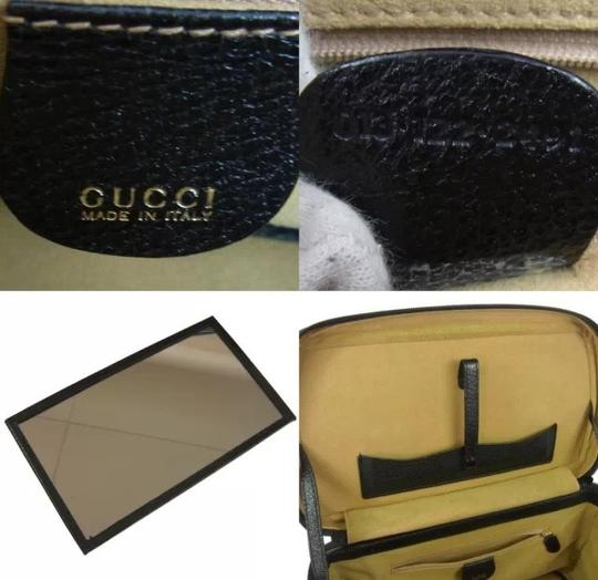 Gucci Black Travel Bag