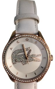 Lacoste Lacoste Women's Victoria White and Rose Gold Watch