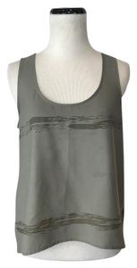 Sparkle & Fade Top Olive Green