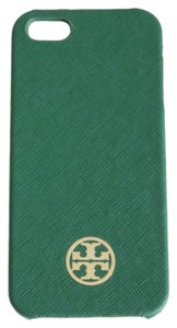 Tory Burch Nwt Tory Burch Green Robinson Saffiano Hardshell Case for Apple iPhone 5