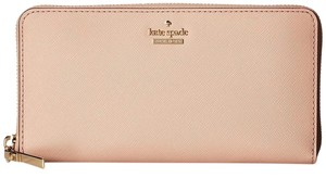 Kate Spade kate spade Cameron Street Lacey Toasted Wheat Leather Wallet