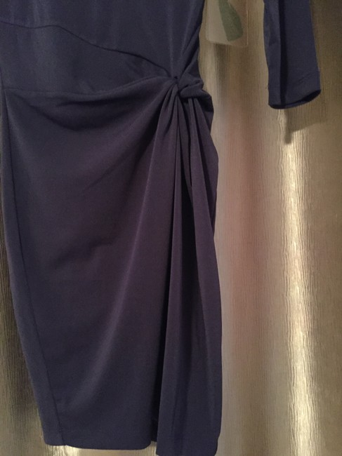 Forever 21 Knotted Waist Draped Dress