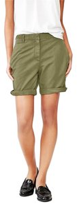 Gap Nwt New With Tags Roll Up Shorts Army