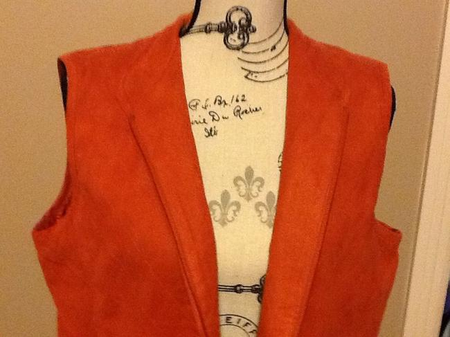 Allison Daley Sleeveless Zippered Soft Professional Casual Vest