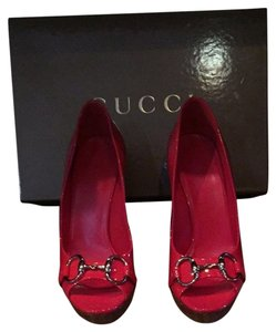 Gucci New Corallo Pumps