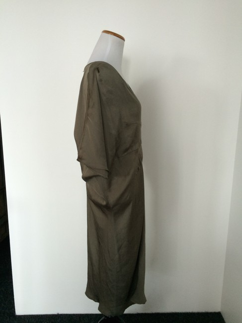 olive green Maxi Dress by Hachi