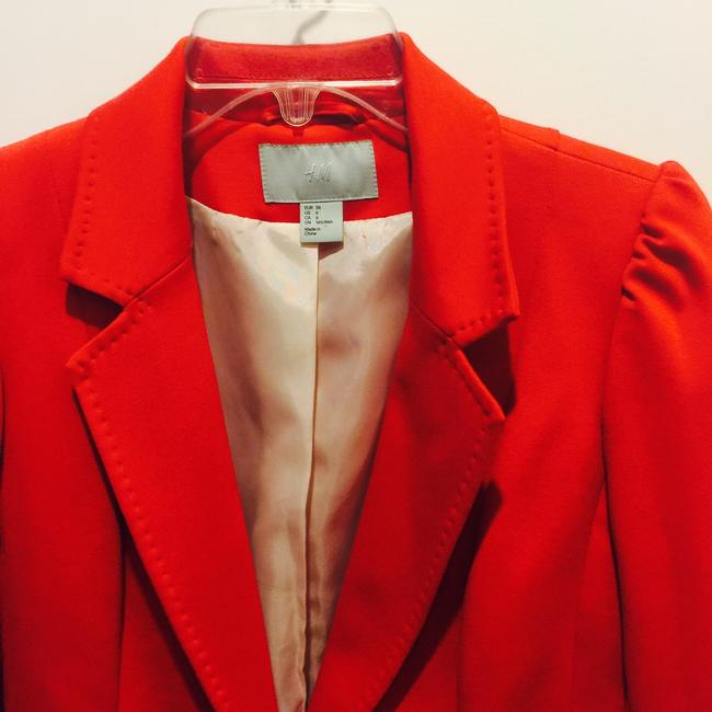 H&M Blazer Fitted Jacket Tunic